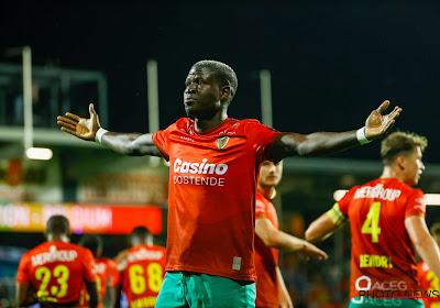 """Makhtar Gueye veut se refaire une image: """"Et marquer au moins 15 buts"""""""