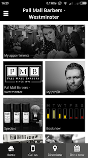 Pall Mall Barbers - náhled