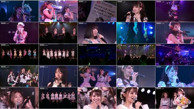 190512 (1080p) AKB48 込山チームK「RESET」公演 小嶋真子 卒業公演 DMM HD