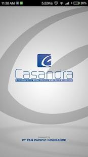 Casandra - náhled
