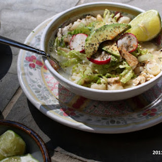 Green Pozole Recipe