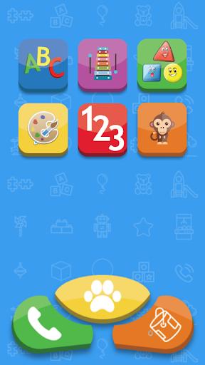Toddler MyPhone 1.2 screenshots 1