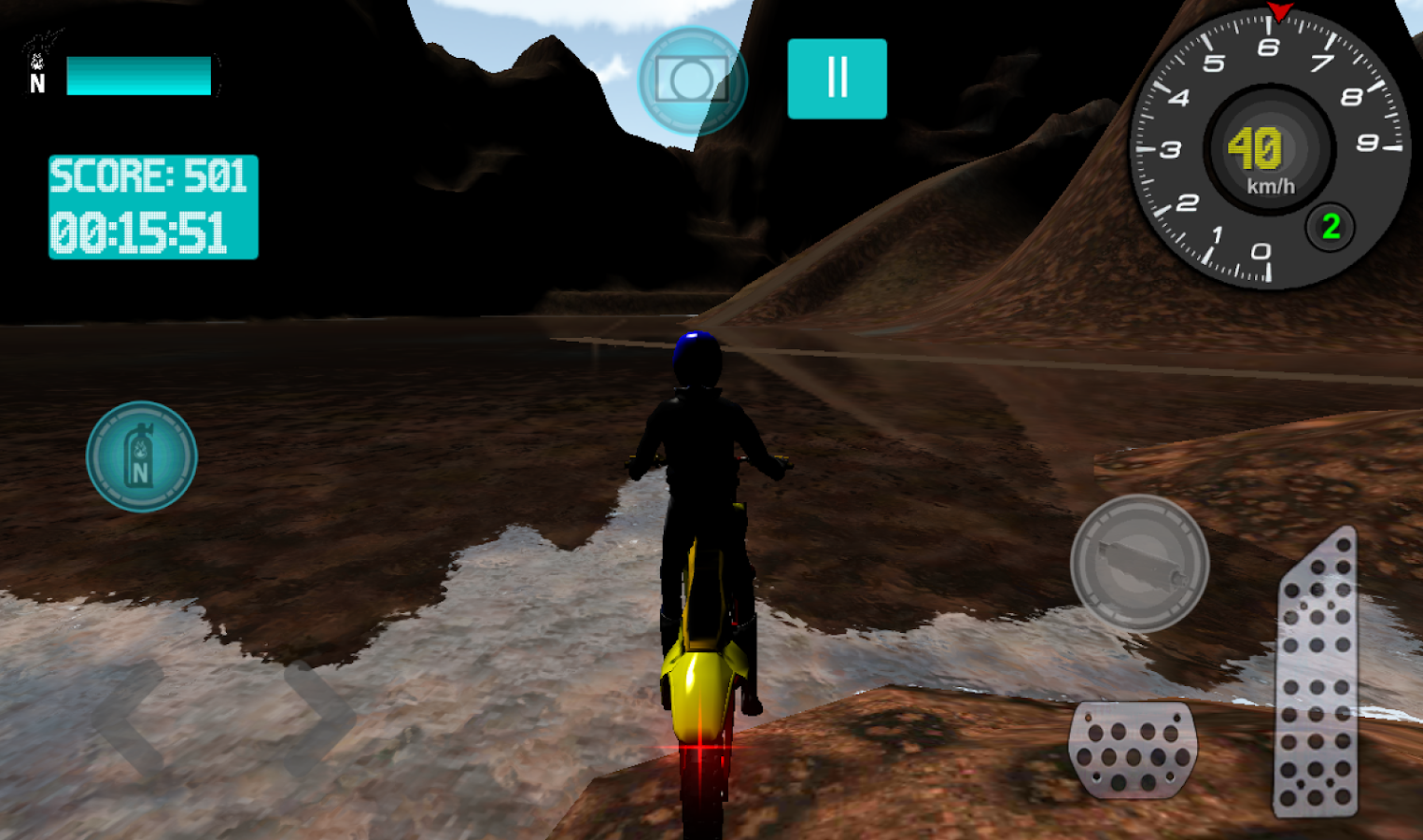 Bikes 2 Nv Ramps dirt bike motocross game