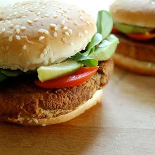 The Best Tofu Burger Recipe