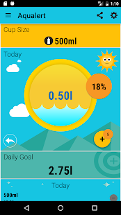 Aqualert Premium:Water Tracker- screenshot thumbnail