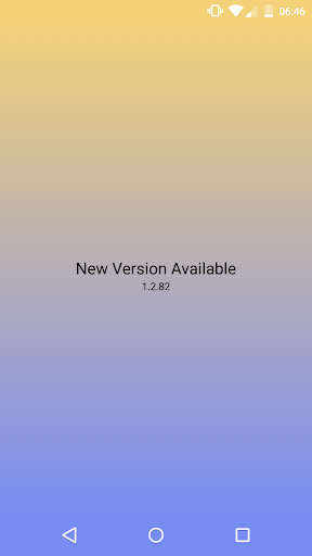 New Version Available screenshots 5