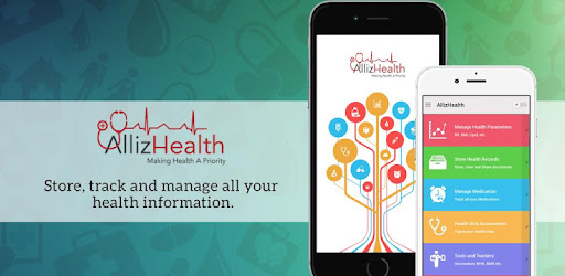 AllizHealth - Making Health a Priority app (apk) free download for Android/PC/Windows screenshot