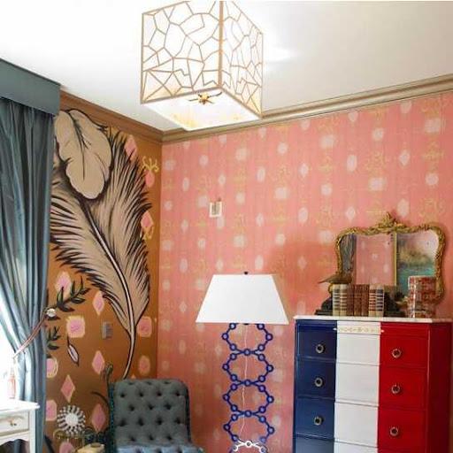 臥室天花板設計理念
