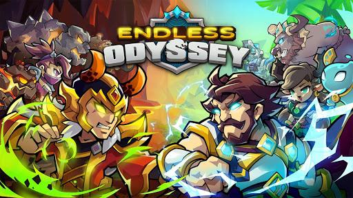 Endless Odyssey  captures d'écran 1