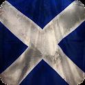 Scotland Flag Live Wallpaper icon