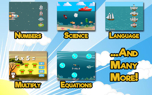 Second Grade Learning Games modavailable screenshots 2