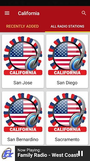 California Radio Stations 1.0.0 screenshots 3