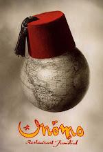 Photo: Momo, restaurant familial, 1990, carte postale, (illustration Philippe Morillon)
