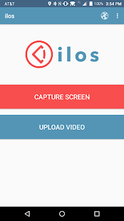 ilos screen recorder Screenshot
