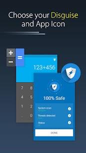 Calc Vault-Photo,video locker,Safe Browser,Applock 4