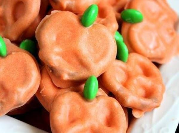 Pumpkin Pretzels Recipe