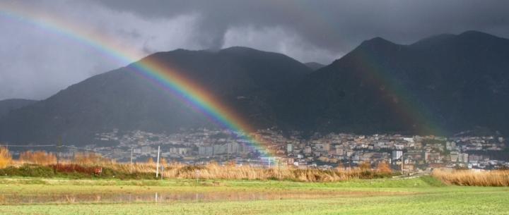 LLa pioggia e i suoi colori di D'ALESSIO