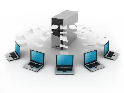 komputer client server