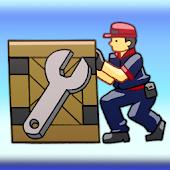 倉庫整理ゲーム作り Mod