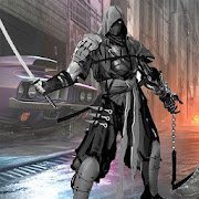 Ninja Shadow Asassin Fight