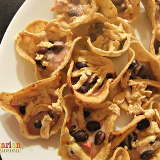 Scoop Nacho Snacks – #glutenfree #vegan