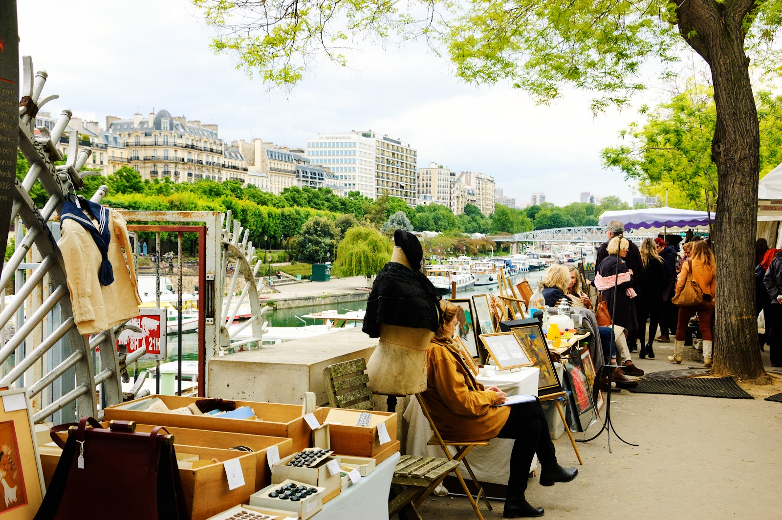 art fair in paris