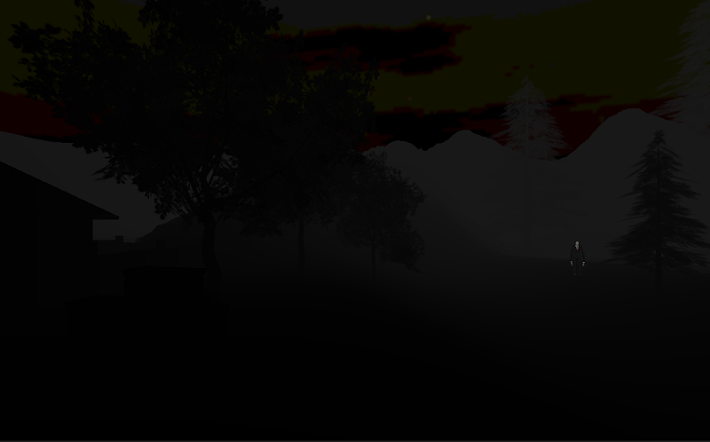 Скриншот Slender new history