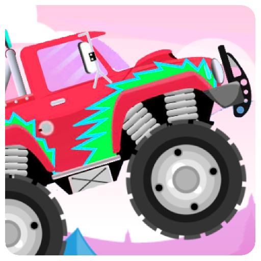 Racing Monster Truck 賽車遊戲 App LOGO-硬是要APP