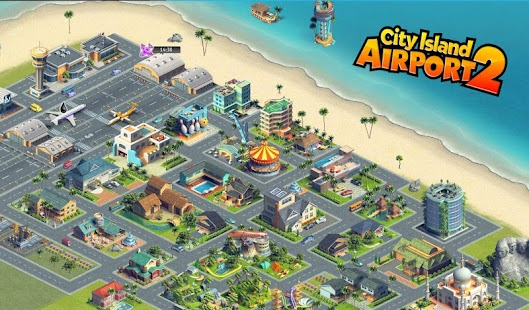 City Island: Airport 2- screenshot thumbnail