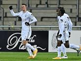 De Bosnische spits Smail Prevljak blijft nog een tijdje bij Eupen voetballen