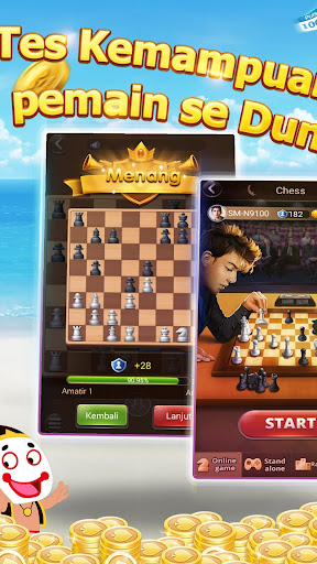 Chess - Boyaa Catur Online 2.9.3 DreamHackers 3