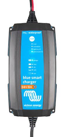 Victron Blue Smart IP65 Charger 24V 8A