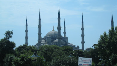 Photo: Blue Mosque- Instanbul