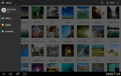 Picasa tool - Colorful Life screenshot 6