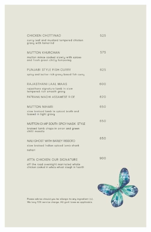 Unplugged Courtyard menu 14