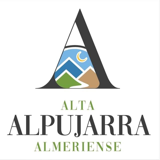 Logo corporativo de la marca común \'alta Alpujarra\'