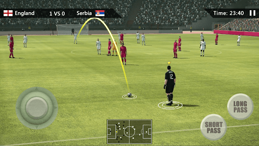 Real Soccer League Simulation Game 1.0.2 1