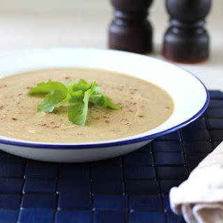 Parsnip, Cannellini and Cumin Soup Recipe