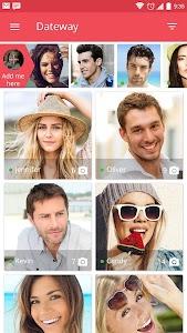 DateWay - Chat Meet New People screenshot 0