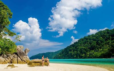 Surin Islands Snorkel Tour by SeaStar Andaman from Khao Lak