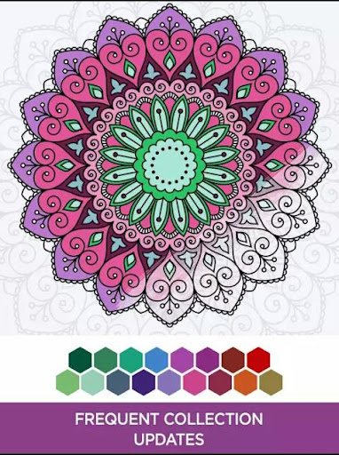 Color Master - Adult Coloring Books for PC