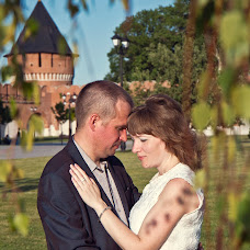 Wedding photographer Elena Gorokhova (LenaFlamma). Photo of 14.06.2017