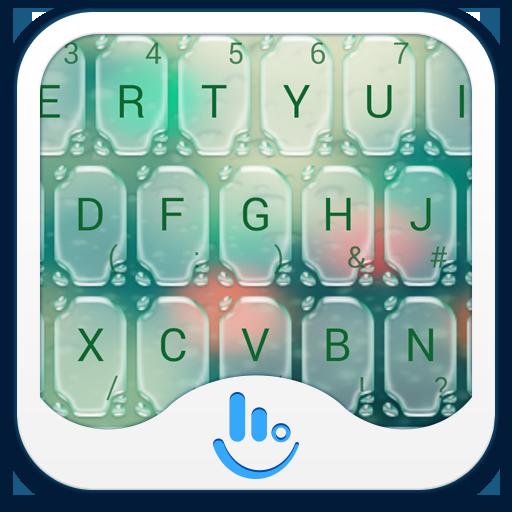 TouchPal Drop Keyboard Theme