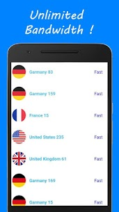 Free VPN by FireVPN App Download For Android 4