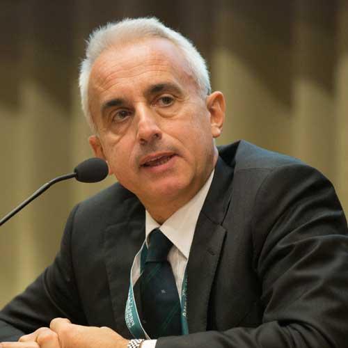 Il docente del corso Paolo Azzali