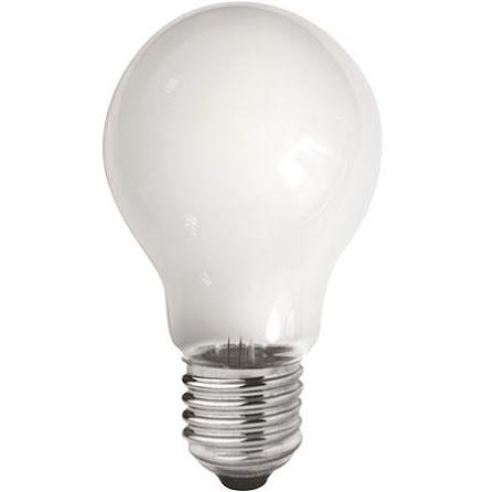 LED lampa E27 Normal Matt