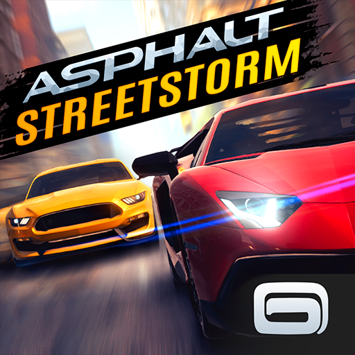 Asphalt Street Strom Racing