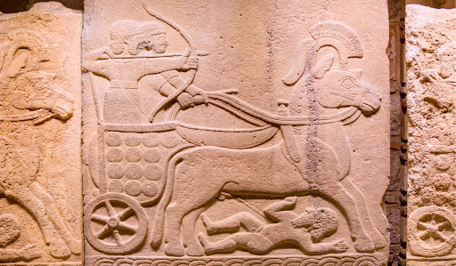 Bataille de Kadesh - muratart