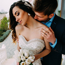 Wedding photographer Ksyusha Khovard (howardphoto). Photo of 07.04.2016