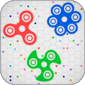 Spinning.io : Fidget Spinner Wars